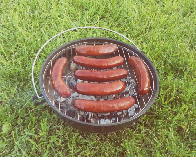 Classique BBQ au parc